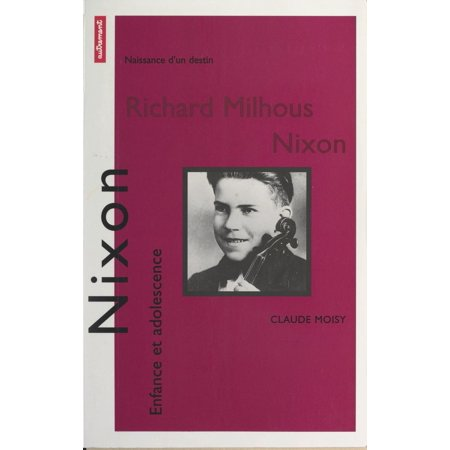 Richard Nixon - eBook (Richard Nixon Nose)