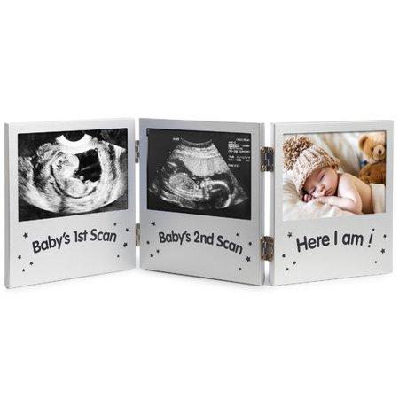 VonHaus Triple Photo Picture Frame - Family Of 4 Photo Ideas
