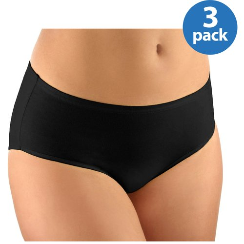 Women's Hipsters, 3-Pack