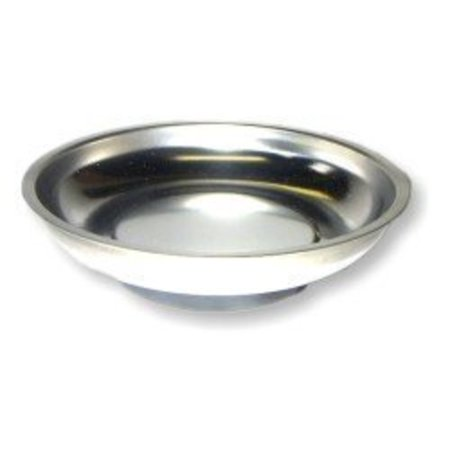 "6"" Magnetic Metal Parts Dish Tray"