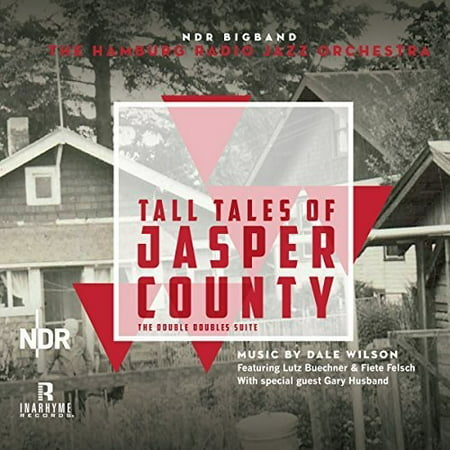 Jasper Disc - Tall Tales Of Jasper County: The Double Doubles Suite