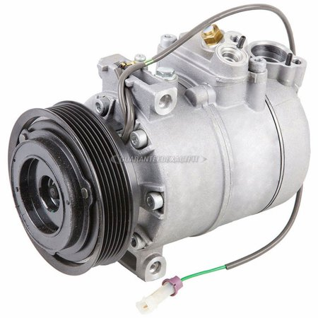 For Audi A4 A6 A8 S4 S6 Allroad VW Passat AC Compressor & A/C Clutch (Vw Ac Compressor)