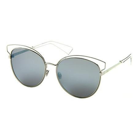 Dior JA6 Aqua Sideral2 Cats Eyes Sunglasses Lens Category 3 Lens Mirrored Blitz Nur Spec Cat