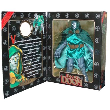 Marvel Famous Covers (Famous Cover Series Doctor Doom 8 Action Figure by Marvel)