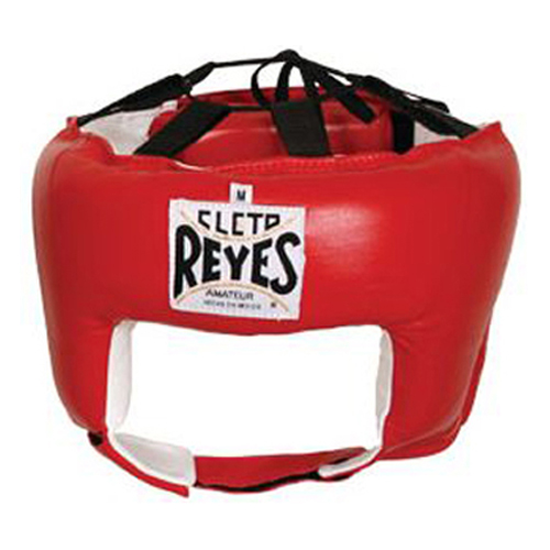 Cleto Reyes Amateur Boxing Headgear - Red