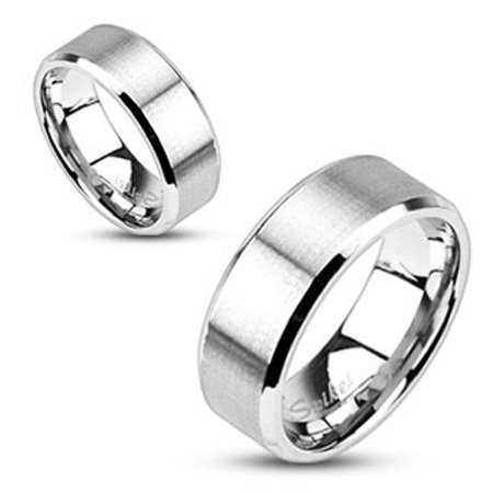 His And Hers Wedding Band Set Matching Wedding Rings For Him And Her 5 8 C