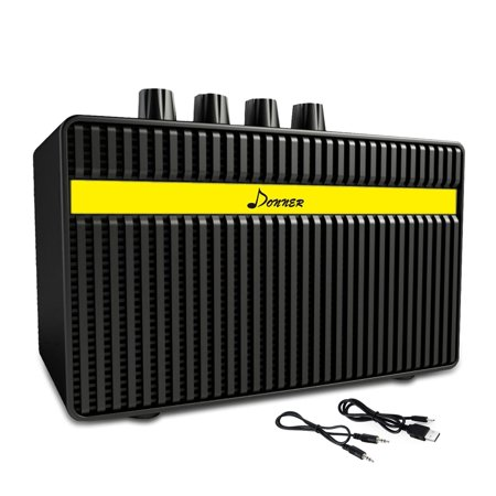 Donner Guitar AMP 3W Rechargeable Mini Electric -
