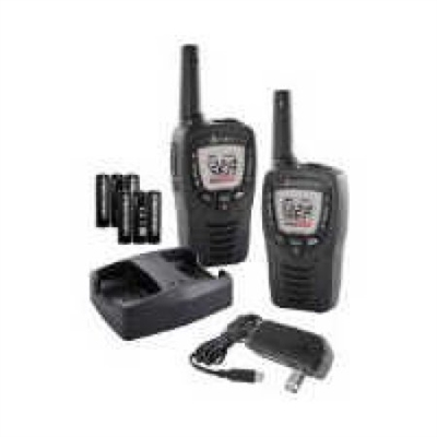 Cobra CXT395 Rugged 2-Way Radio with Weather Alerts