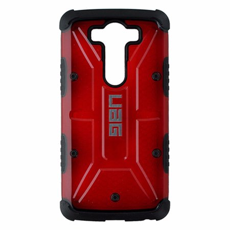 more photos d6f82 57936 Urban Armor Gear Plasma Series Composite Case for LG V10 - Red / Black