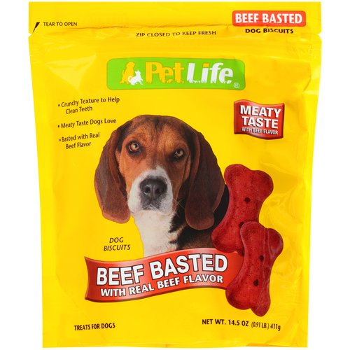 14.5OZ PET LIFE BASTED BISCUIT