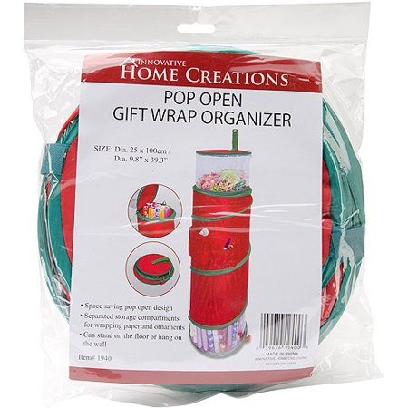 General Products Pop-Open Christmas Gift Wrap