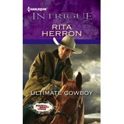 Ultimate Cowboy - eBook