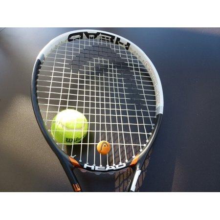 Canvas Print Play Tennis Tennis Tennis Ball Sport Tennis Racket Stretched Canvas 32 x 24
