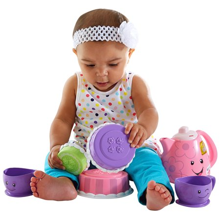 Fisher Price Laugh   Learn Smart Stages Tea Set