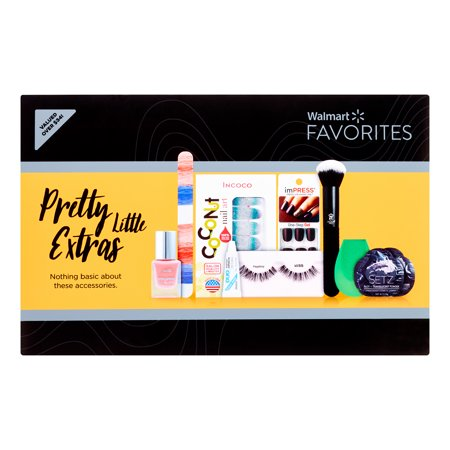 Walmart Beauty Favorites - Pretty Little - Pretty Halloween Nails