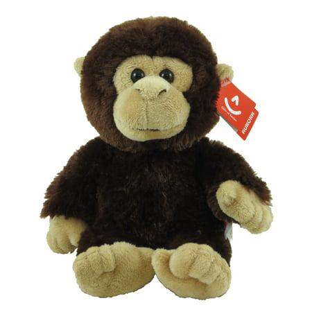 Old World Monkeys (Aurora World Plush - BROWN MONKEY (11 inch) )