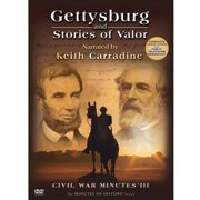 Civil War Minutes III: Gettysburg And Stories Of Valor (Widescreen) by
