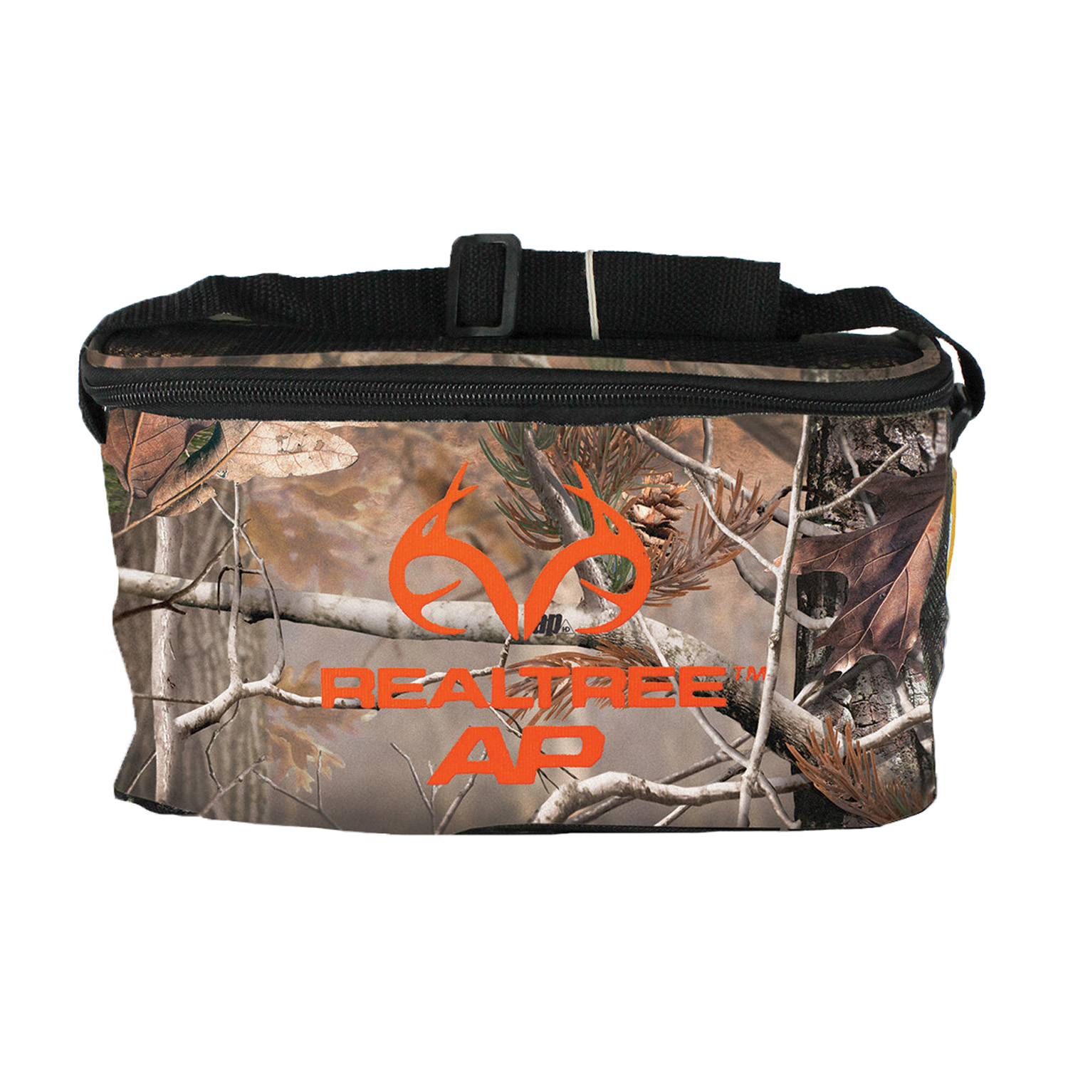 Image of AES Soft Side Cooler, Realtree AP, 6 Can