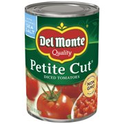Del Monte® Petite Cut® Diced Tomatoes 14.5 oz. Can