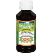 Rompe Pecho Cough Syrup 4 oz (Pack of 2)