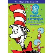 The Cat in the Hat: Discover & Investigate with the Cat in the Hat Season 1, Volume 2 (DVD)