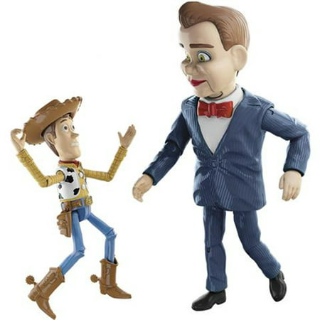 Disney Pixar Toy Story Benson and Woody Figure 2-Pack GGJ89 by Mattel Ages 5 - 11 Years - image 2 of 5