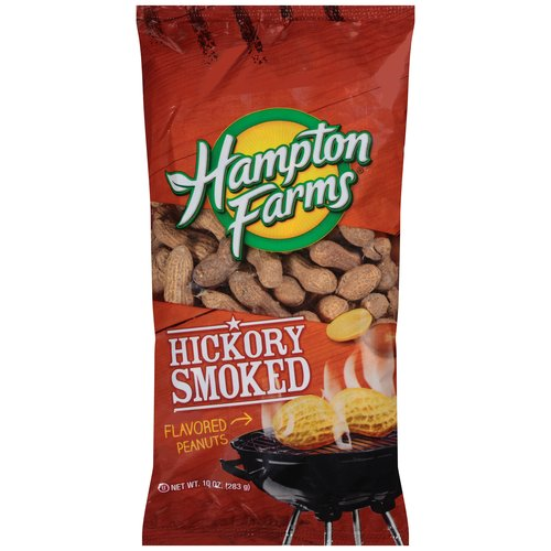 Hampton Farms Hampton Farms  Peanuts, 10 oz