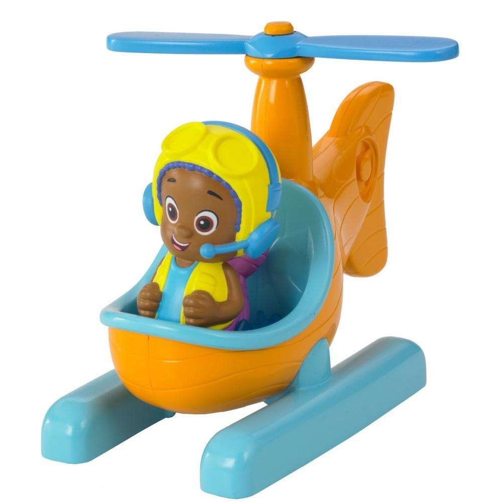 Nickelodeon Bubble Guppies Vehicle Goby
