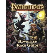 Pathfinder Roleplaying Game: Advanced Race Guide (Hardcover)