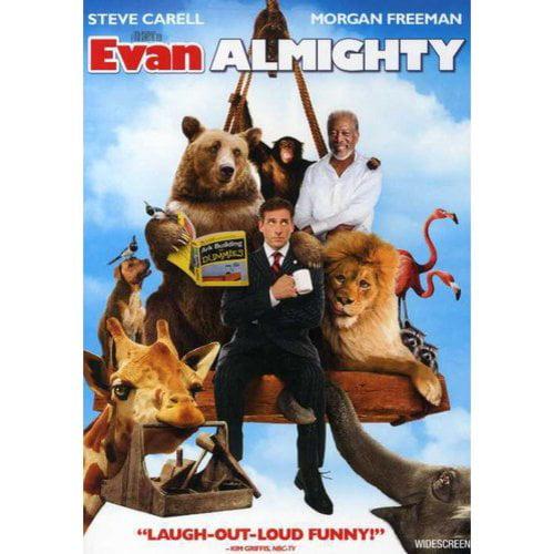 Evan Almighty (Widescreen)