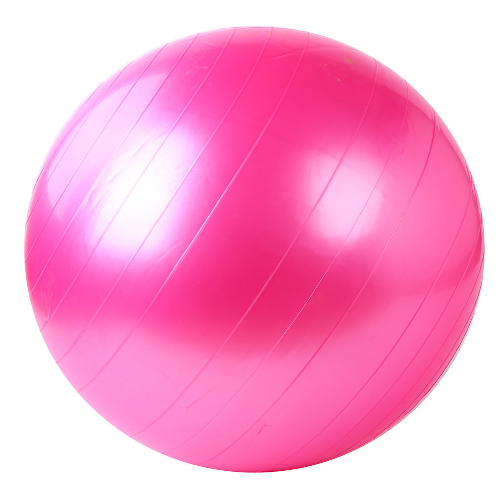 55cm Exercise Fitness GYM Smooth Yoga Ball PP