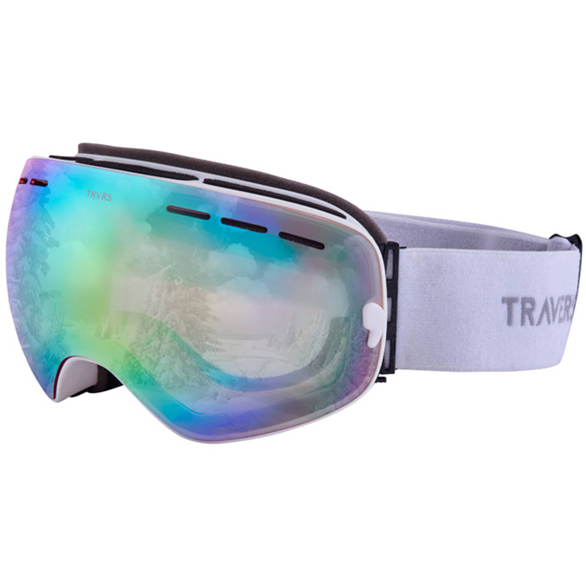 Traverse Virgata Ski, Snowboard, and Snowmobile Goggles, Multiple Colors Available by Traverse Sports