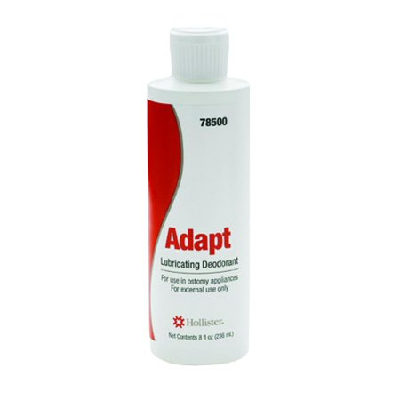 Hollister Adapt Lubricating Deodorant (HOLLISTER Lubricating Deodorant Adapt 8 oz. Bottle (#78500, Sold Per)