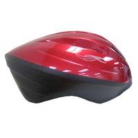 USA Helmet V-10 Adult Bicycle Helmet, Black Cherry