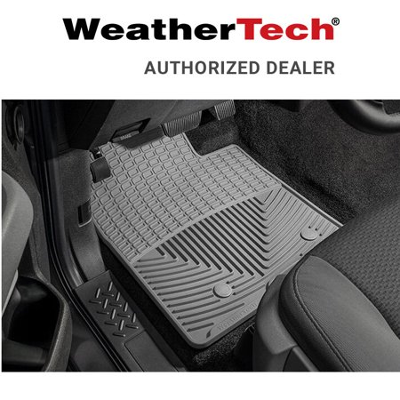 WeatherTech All Weather Floor Mats Fits 2010-14 Ford F-150 - Grey W239GR