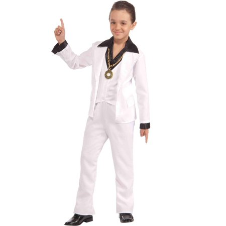 Disco Fever Kids 70s Costume - Female Disco Costumes