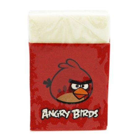 Angry Birds Red Bird Cover Eraser