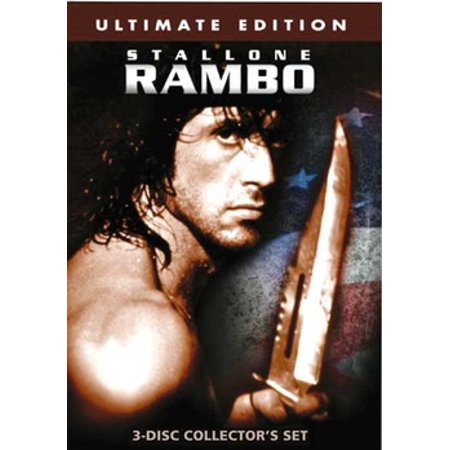 The Rambo Collection (DVD) ()