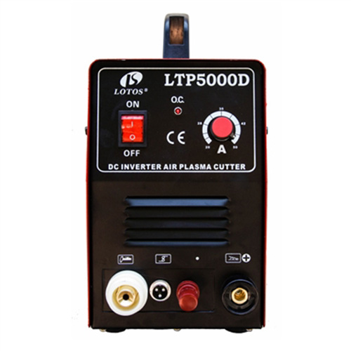 Lotos Pilot Arc Dual Voltage 50 Amp Plasma Cutter 110V/22...