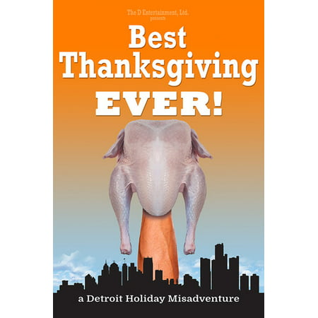 Best Thanksgiving Ever! (DVD)