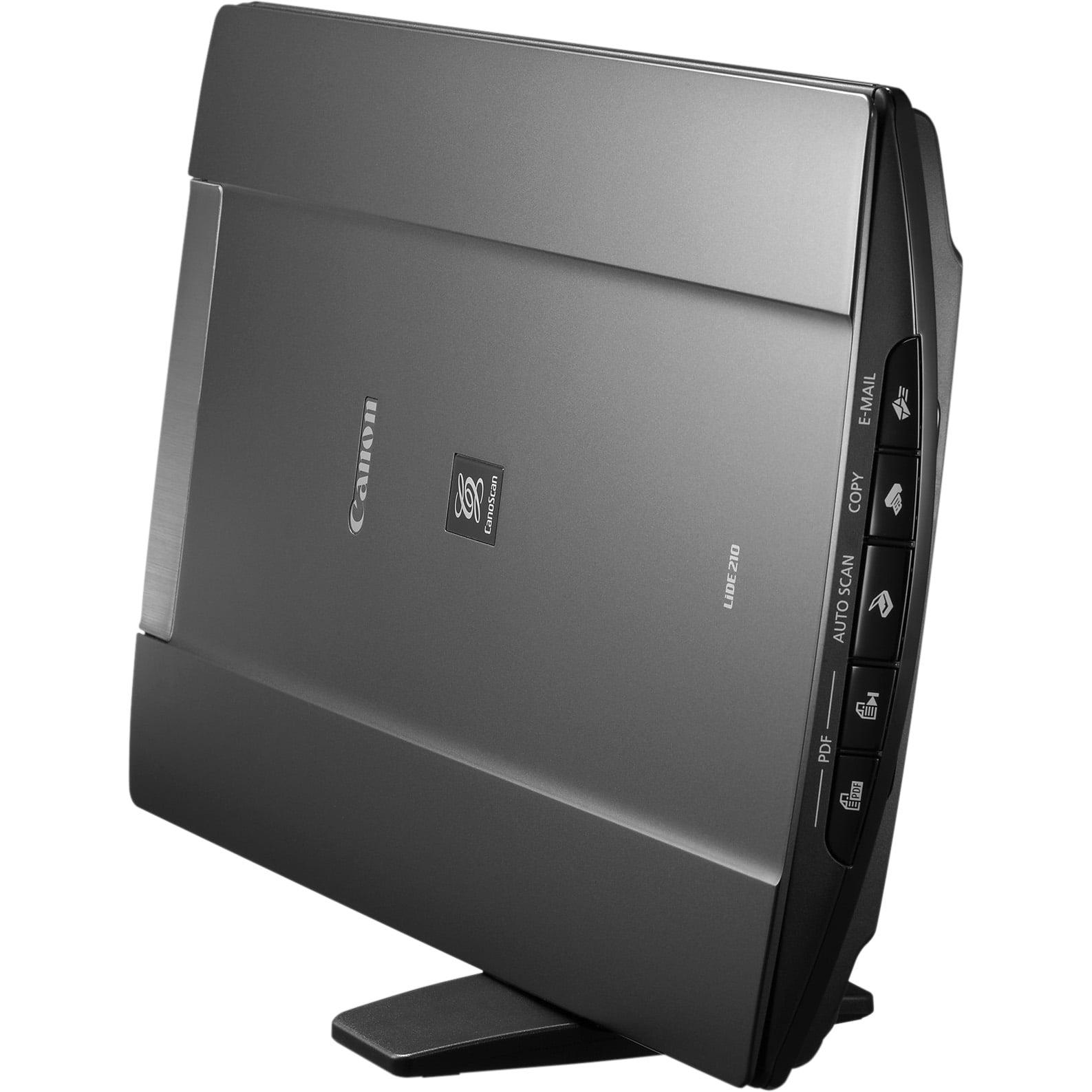 Canon, CNMLIDE120, CanoScan LiDE120 Color Image Scanner, 1 Each, Black