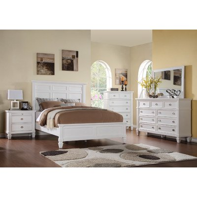 Wildon Home Dolce Panel Customizable Bedroom Set