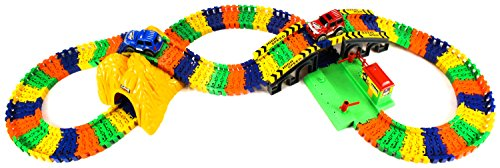 Click here to buy Build-A-Track 204 Piece Children