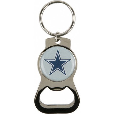 nfl dallas cowboys bottle opener keychain. Black Bedroom Furniture Sets. Home Design Ideas