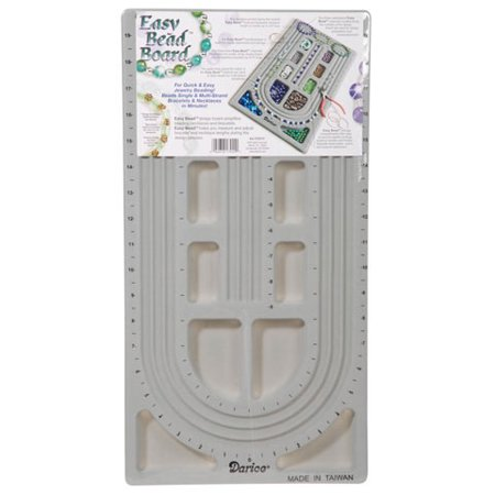 40 In. Three Channel Flock Bead (Bead Stringing Board)