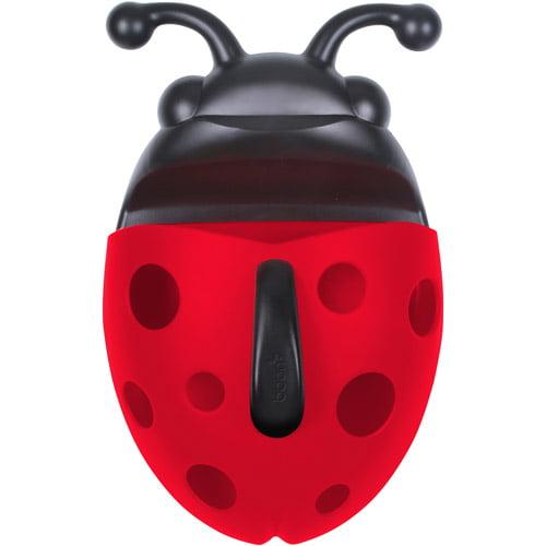 Boon - Bug Pod Bath Toy Scoop, Drain & Storage