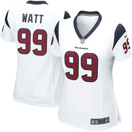 JJ Watt Houston Texans Nike Women's Game Jersey - -
