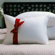 700 Naples Siberian White Down Pillow - Jumbo