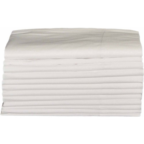 Pyramid Hotel/Hospitality Collection Cotton Rich Easy Care - HOTEL QUALITY - Standard Pillowcase