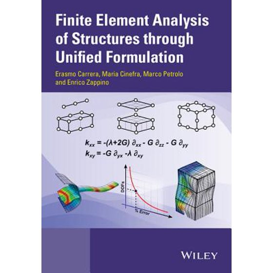 Finite Element Analysis of Structures through Unified Formulation - eBook